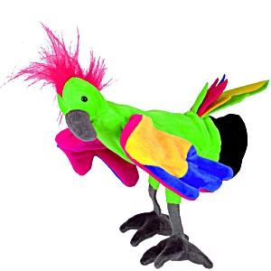 Кукла-перчатка Beleduc Попугай