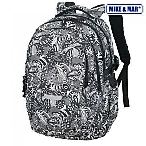 Рюкзаки для подростков для девочек в школу Mike&Mar
