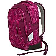 Рюкзак Ergobag Satch Sleek цвет Purple Leaves